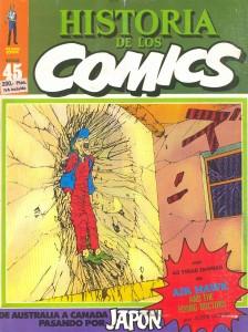 Historia de los Comics (4501)