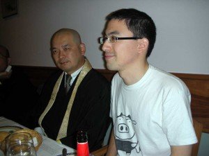Issei Eifuku y Ken Niimura