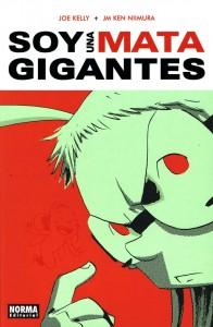 Soy una matagigantes: ¿cómic americano, manga, BD, tebeo...? ¿Un poco de todo?